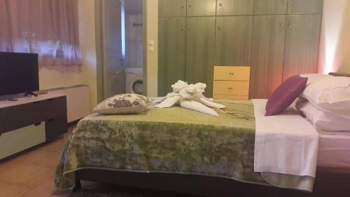 CENTRAL Studio - Fully equiped. Ideal for couples, 26222 Patras