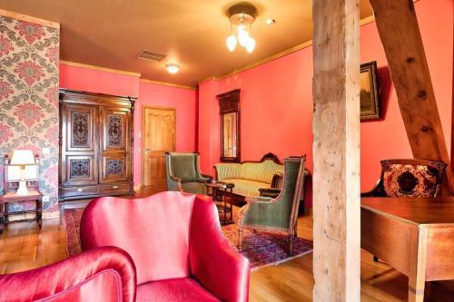 . Writers' House Residency