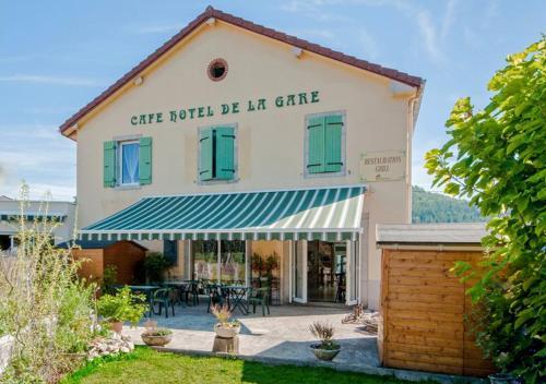 . Café Hôtel de la Gare