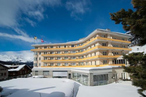 . Hotel Schweizerhof Pontresina