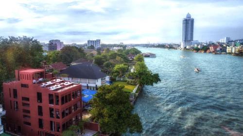 Amdaeng Bangkok Riverside Hotel photo 22