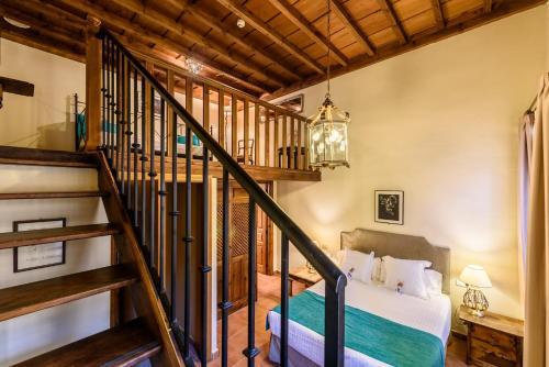 Habitación Triple Palacio de Santa Inés 3