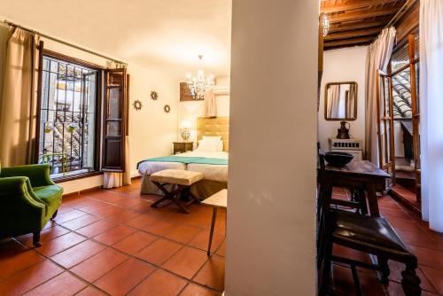 Double or Twin Room Palacio de Santa Inés 16