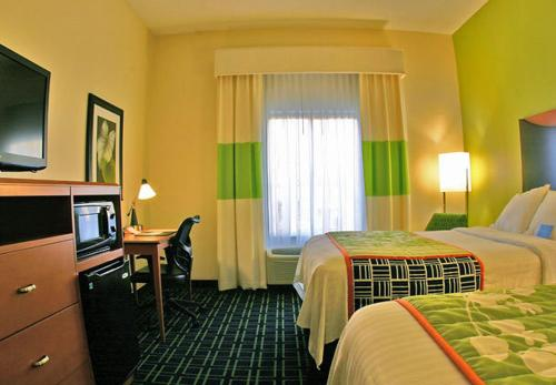 Fairfield Inn & Suites Brunswick - Brunswick, GA 31525