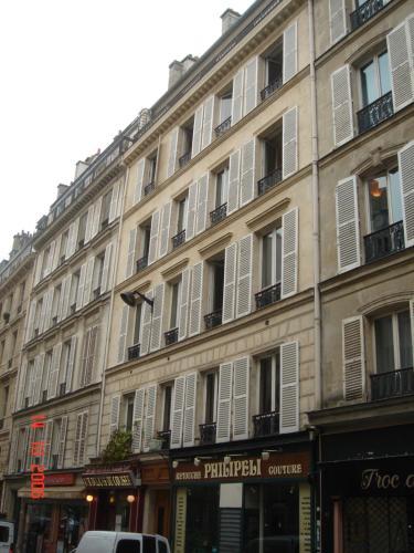 MULTIRESIDENCE L'ELYSEE Paris - Hôtel - Paris