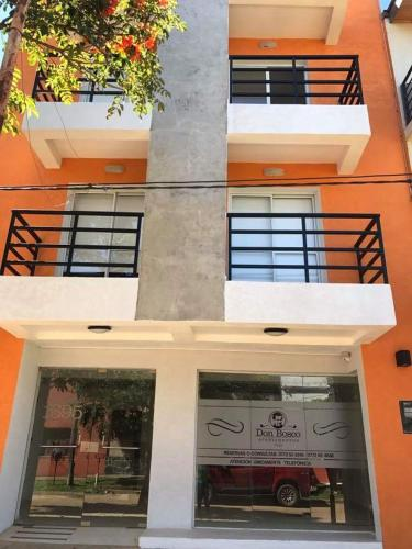 . Apartamentos Don Bosco
