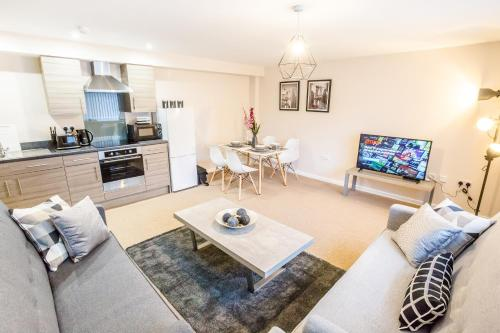 Stockport Serviced Apart Suites, Stockport