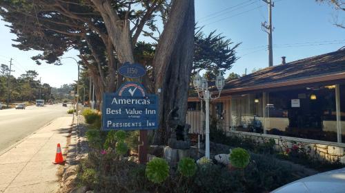 Americas Best Value Presidents Inn Monterey - Monterey, CA CA 93940