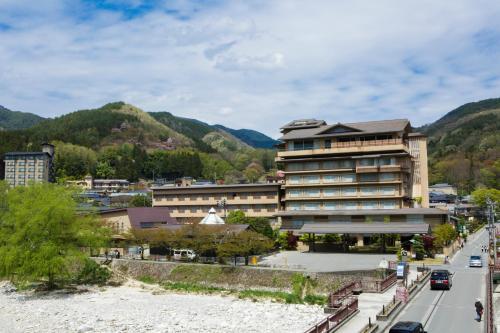 晝神天心大酒店 Hirugami Grand Hotel Tenshin