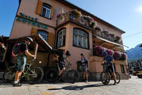 Hotel Pontejel a Cortina d'Ampezzo