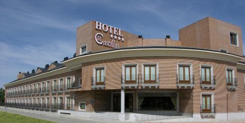 __{offers.Best_flights}__ Hotel II Castillas Ávila