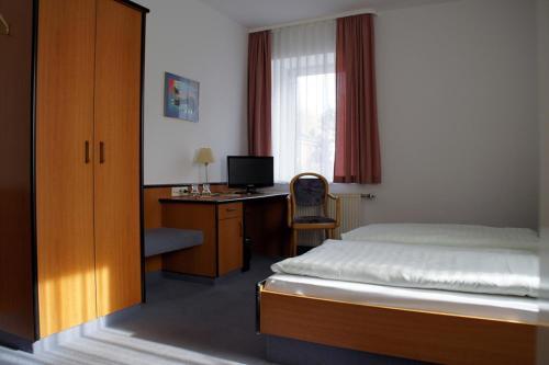 Landhotel Pagram-Frankfurt/Oder szoba-fotók