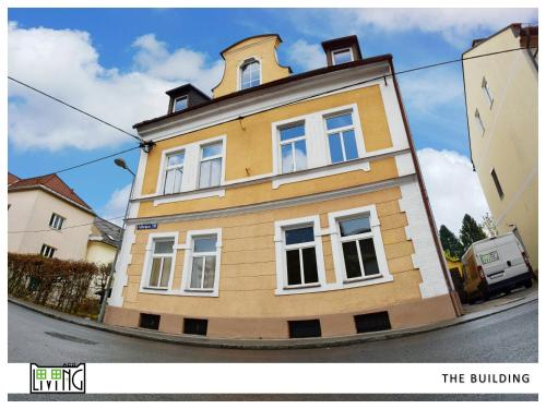 ACO Living - A Cheap Overnight, Pension in Klagenfurt