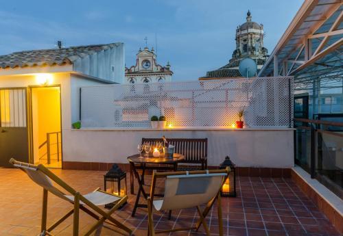 Apartamentos Turísticos Duque de Hornachuelos Hovedfoto