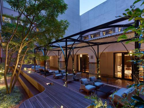 Hotel The Celestine Tokyo Shiba impression