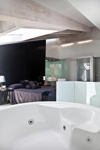 Habitación Doble - 1 o 2 camas - Uso individual Posada Real La Pascasia 25