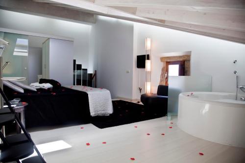 Suite Dúplex Posada Real La Pascasia 15