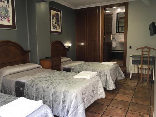 Hotel-overnachting met je hond in Pensión La Redonda - Logroño