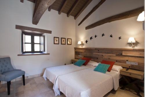 Habitación Doble - 2 camas - Uso individual Via Avis 2