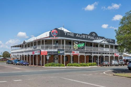 The Australian Hotel Murgon