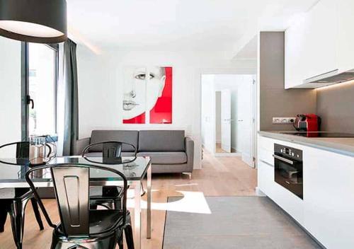 Apartment with Terrace Hotel Murmuri Barcelona 12
