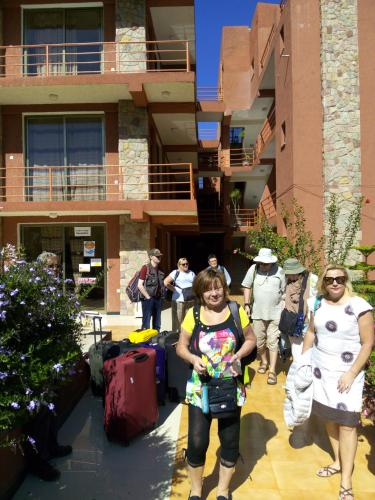 Фото отеля Zan-Seyoum Hotel Lalibela