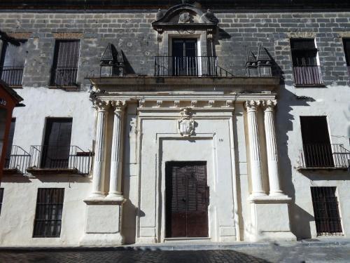 Casa Palacio Morla y Melgarejo