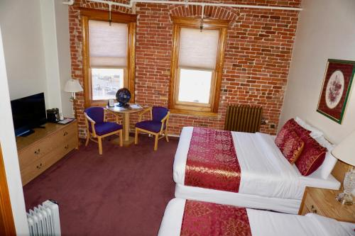 The Victor Hotel - Victor, CO 80860