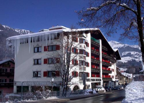 Q! Hotel Maria Theresia Kitzbühel