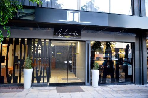 Adonis City Hotel in Patras