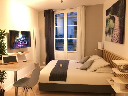 . Appart-Hôtels Automatiques LOCIA - Nantes Centre