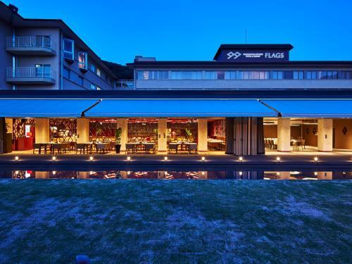 . Hotel Flags Kuju Kusima