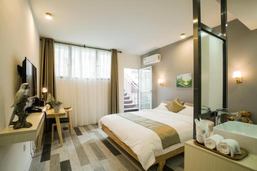 Фото отеля Guilin Lakeside Yige Hotel