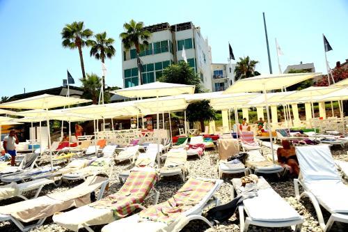 Kemer Olimpos Beach Hotel by RRH&R ulaşım