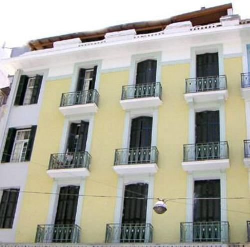 Zeus Hostel, Pension in Athen