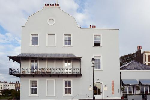 Albion House, Albion Place, Ramsgate, CT11 8HQ, Kent, England.