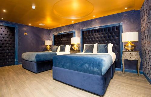 Places To Stay In Liverpool Party Hotels Apartments