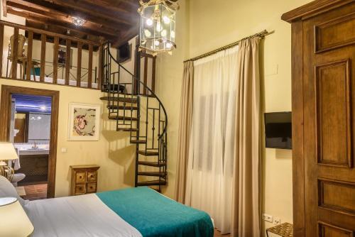 Habitación Triple Palacio de Santa Inés 2