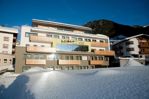 Hotel Garni Arosa Ischgl