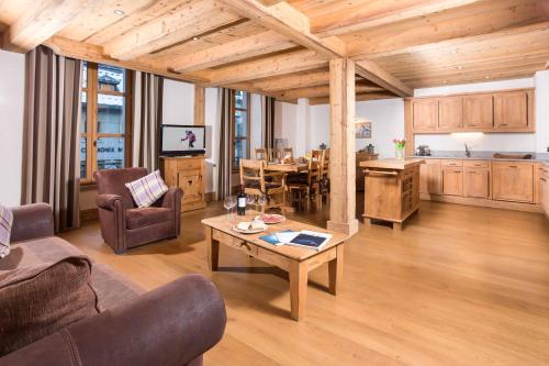Le Kursaal Apartment - Chamonix All Year Chamonix