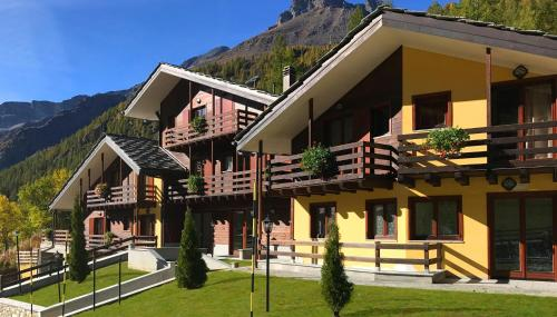 . Residence Le Marmotte