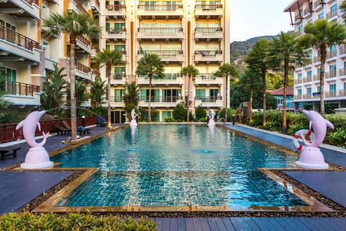Phuketvilla Patong Beach Apartment