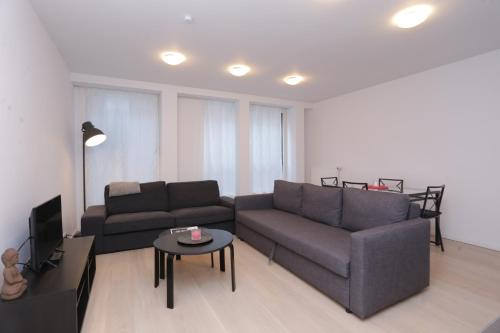 European institutions apartments Hauptfoto