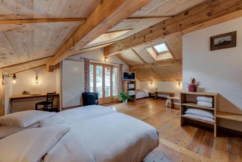 Accommodation in Lourtier