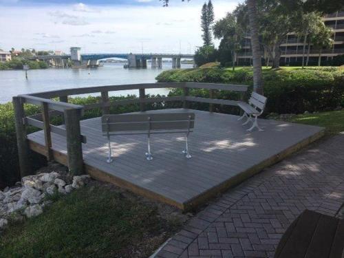 955b Condo At Sarasota With Marina & Intercoastal View