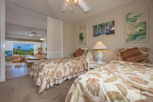 Palms at Wailea 2202 - Two Bedroom Condo - Wailea, HI 96753