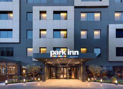 Istanbul Park Inn by Radisson Istanbul Atasehir odalar