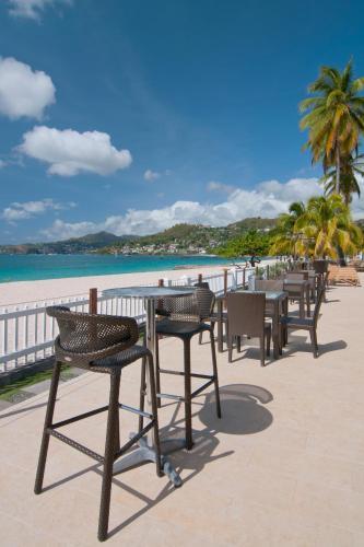 Grand Anse Beach, Grand Anse, Saint George, Grenada.