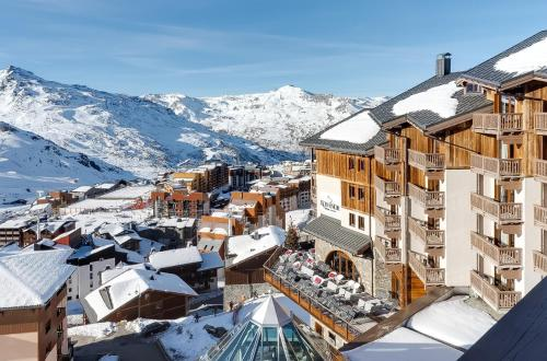 Chalet des Neiges Koh-i Nor Val Thorens
