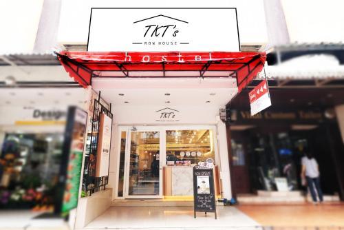 TKT's Row House impression
